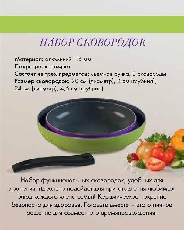 Подарок сковорода поздравление
