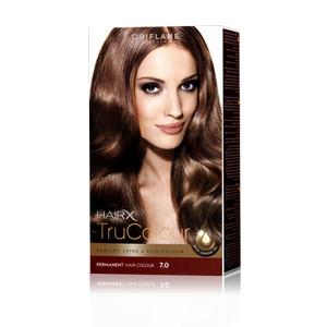 Cтойкая краска для волос «Цвет-Эксперт» - Темно-русый