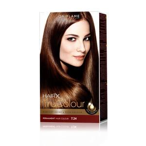 Cтойкая краска для волос «Цвет-Эксперт» - Медно-русый